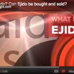 What is Ejido?